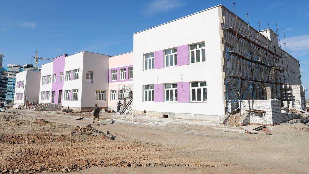 В Брянске на территории старого аэропорта построят два детсада