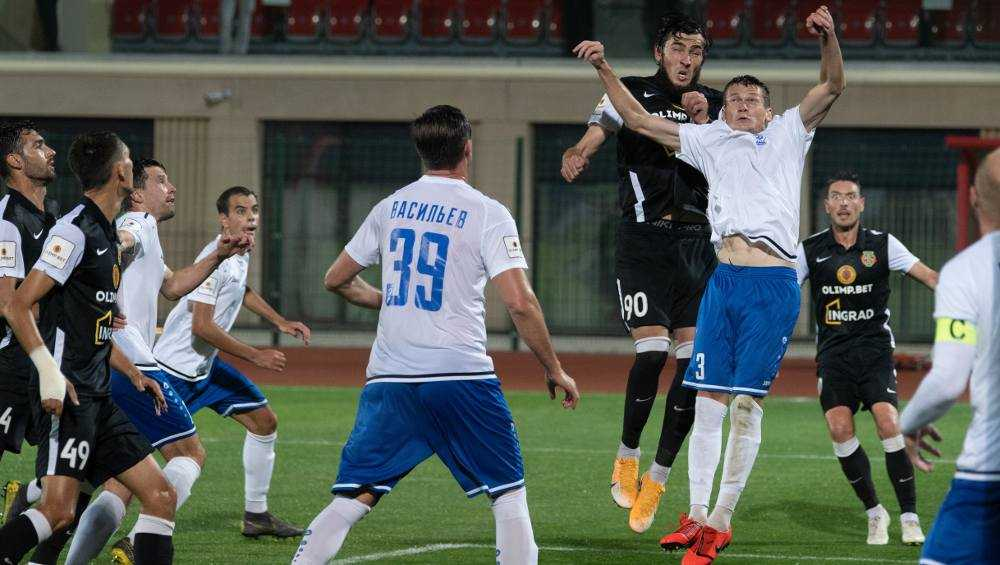 Брянское «Динамо» на своем поле сыграет с московским «Торпедо»
