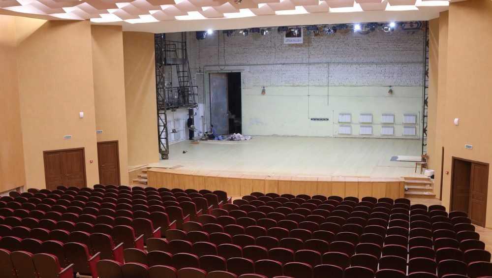 В Брянске закончили ремонт детской школы искусств №1