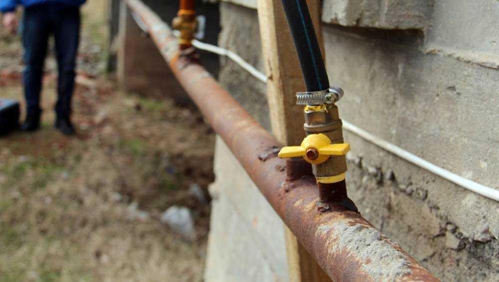 Жителя Сельцо осудили за кражу газа из трубы на улице