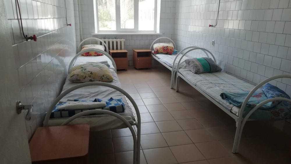 В Дятькове открыли коронавирусный госпиталь