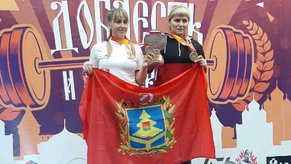 Две брянские атлетки выиграли «золото» Кубка страны
