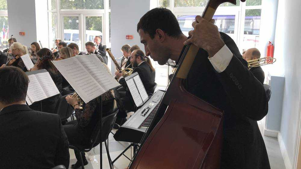 В Брянск пришла наполненная музыкой осень