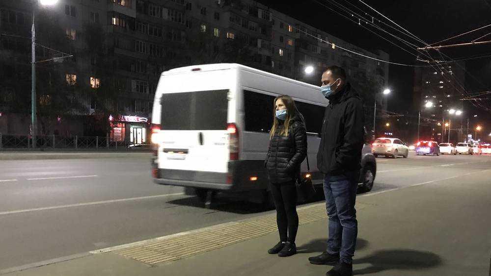 В Брянске резко выросло число горожан с масками