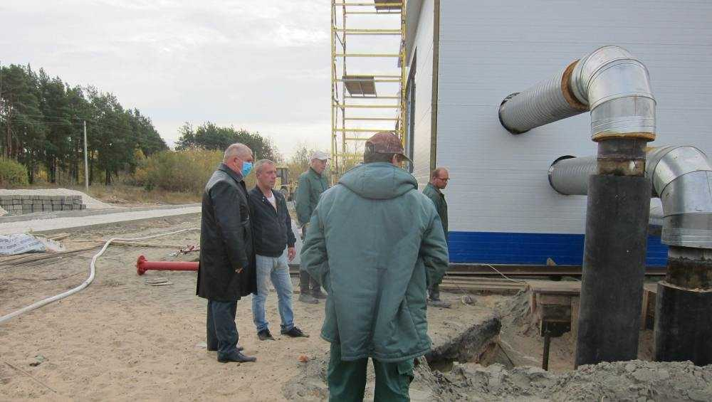 В Брянске в этом году заработают 4 новых котельных