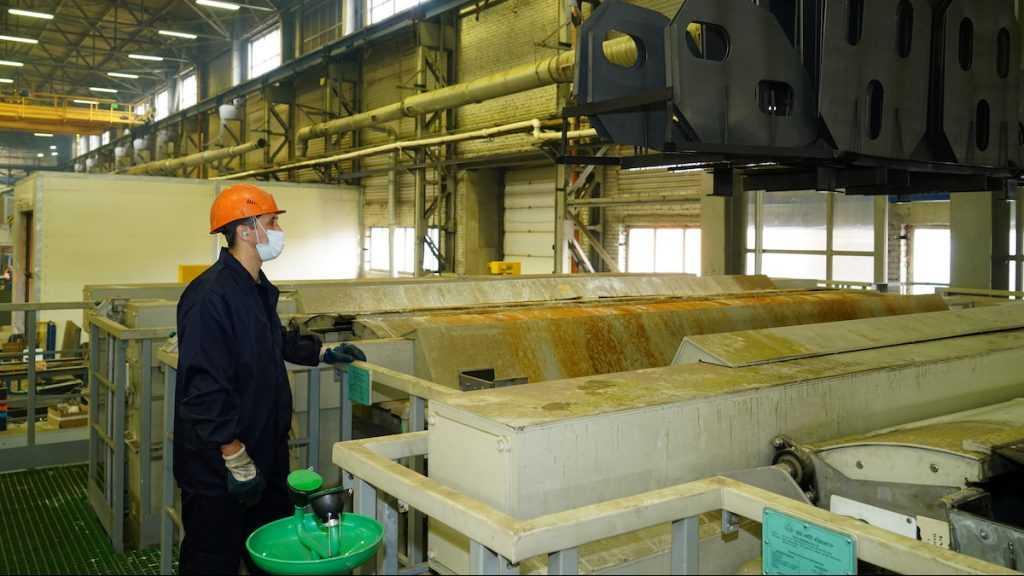 Новое оборудование на БМЗ снизит негативное воздействие на окружающую среду
