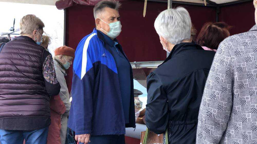 Близким к критическому названо положение с коронавирусом в Брянске