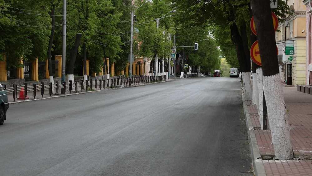 В Брянске на улице Фокина ограничат движение автомобилей
