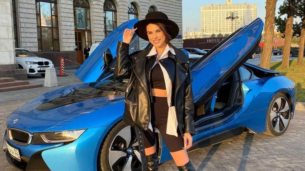 Брянская жертва «Дома-2» Ирина Пинчук похвасталась новой иномаркой