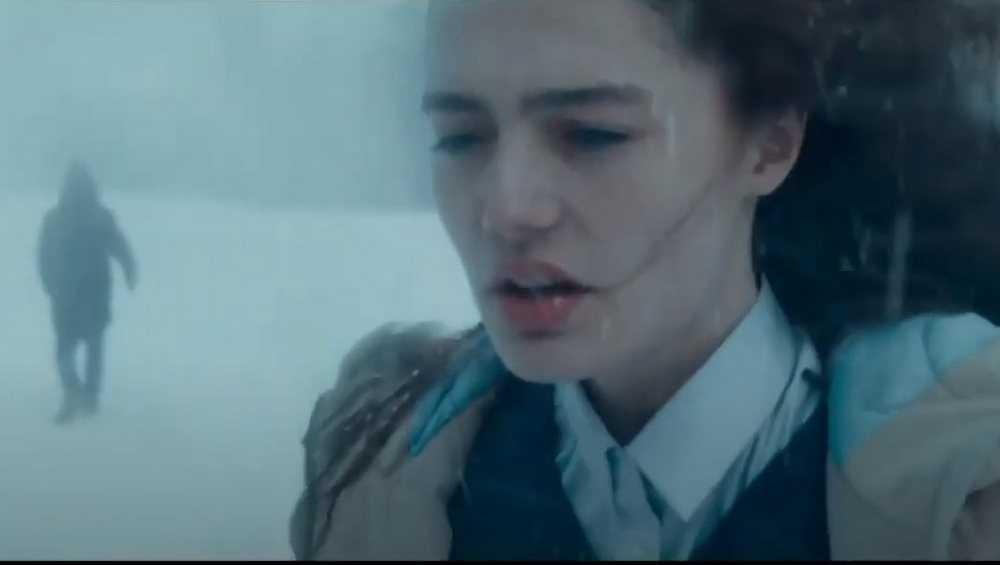 Брянская актриса Ангелина Поплавская снялась в фильме «Буран»