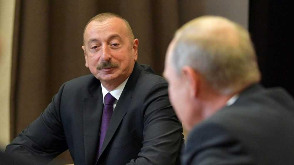Алиев выдвинул ультиматум по Нагорному Карабаху