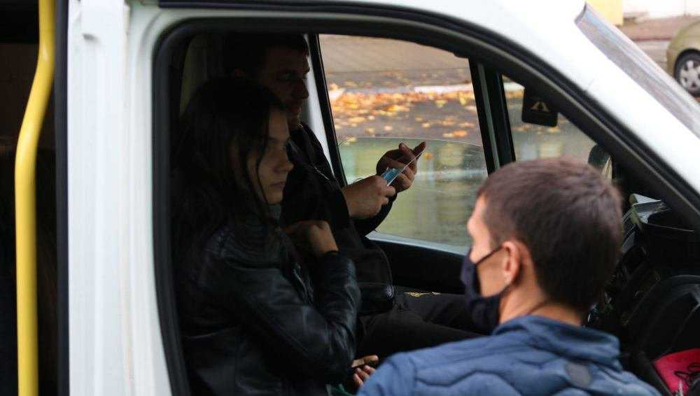 В Брянске составили 80 протоколов за нарушение масочного режима