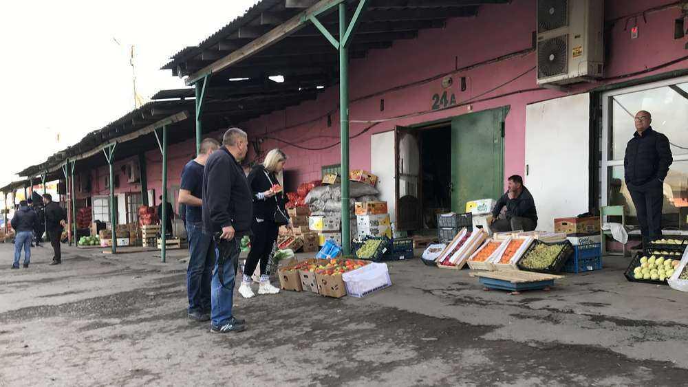 В Брянске на азербайджанском овощном рынке произошло чудо