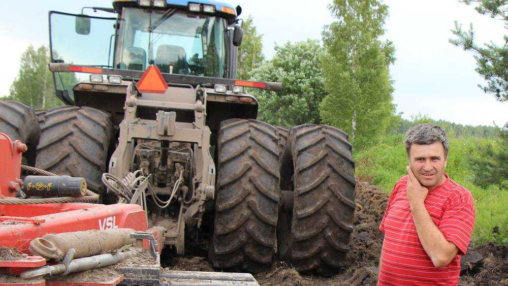 Брянским трактористам и дояркам предложили 60 тысяч рублей зарплаты