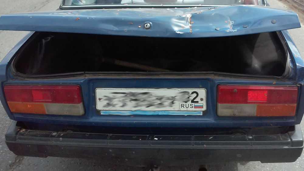 Под Брянском автомобилистка покалечила 79-летнего водителя