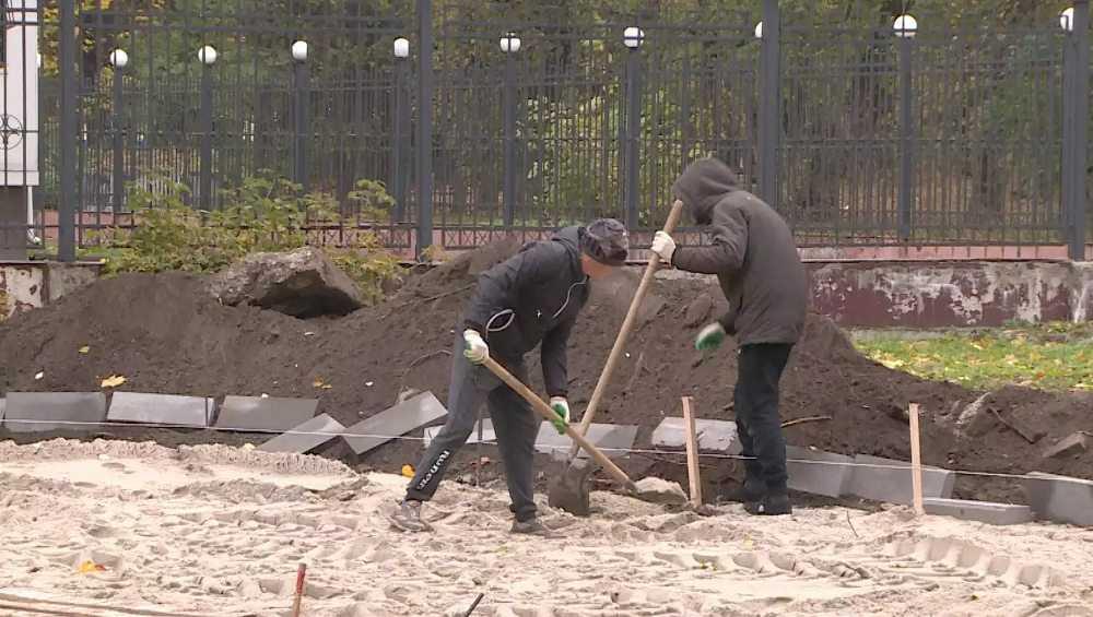 В сквере имени Камозина установят мемориал с истребителем ЯК-3