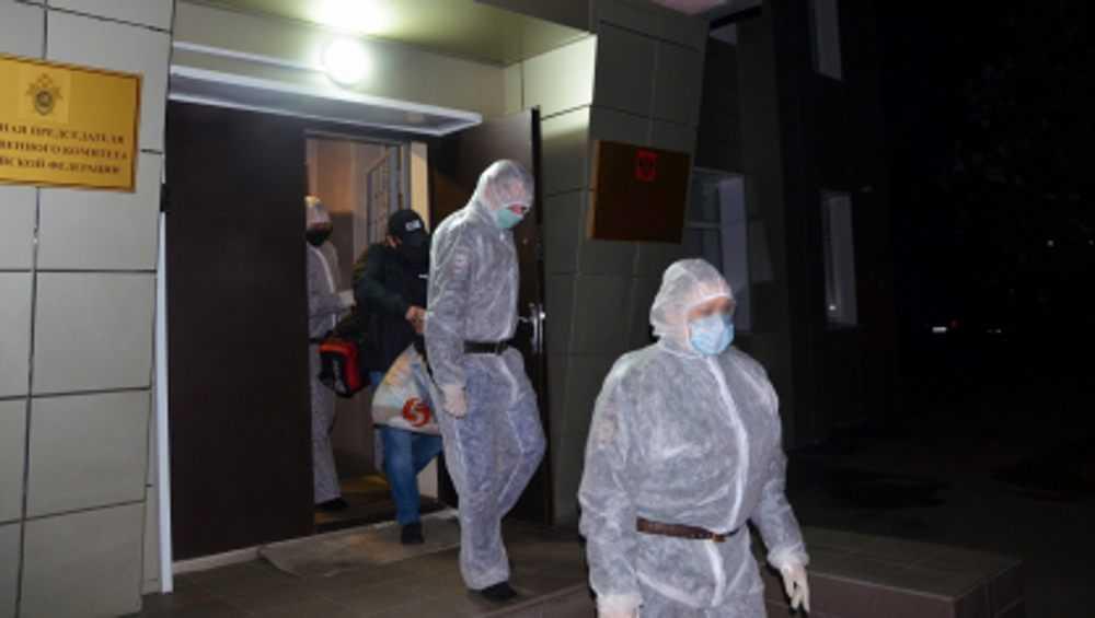 Брянского полковника МВД отдали под суд за взятку в 5 млн рублей