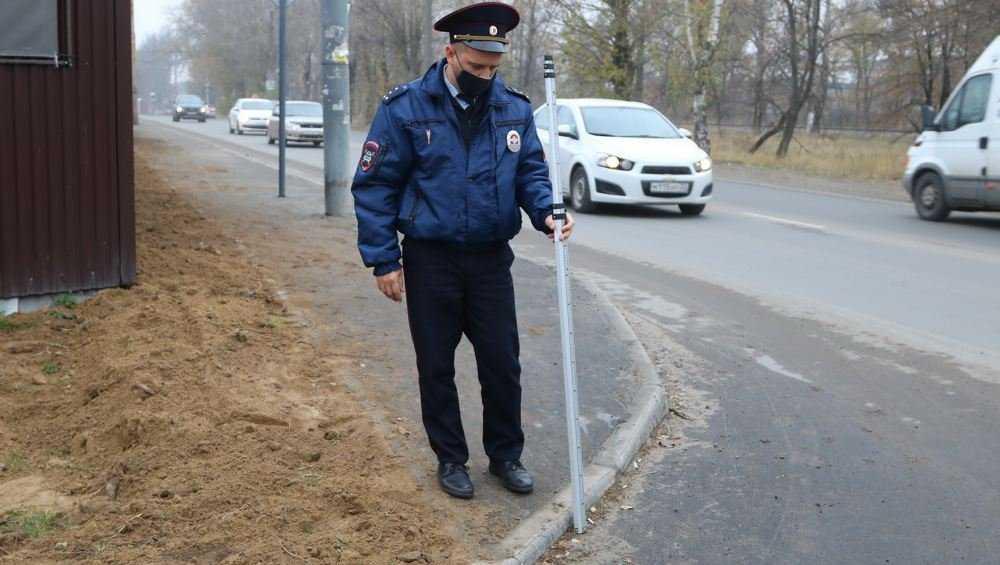 В Брянске забраковали ремонт дороги на улице Сталелитейной