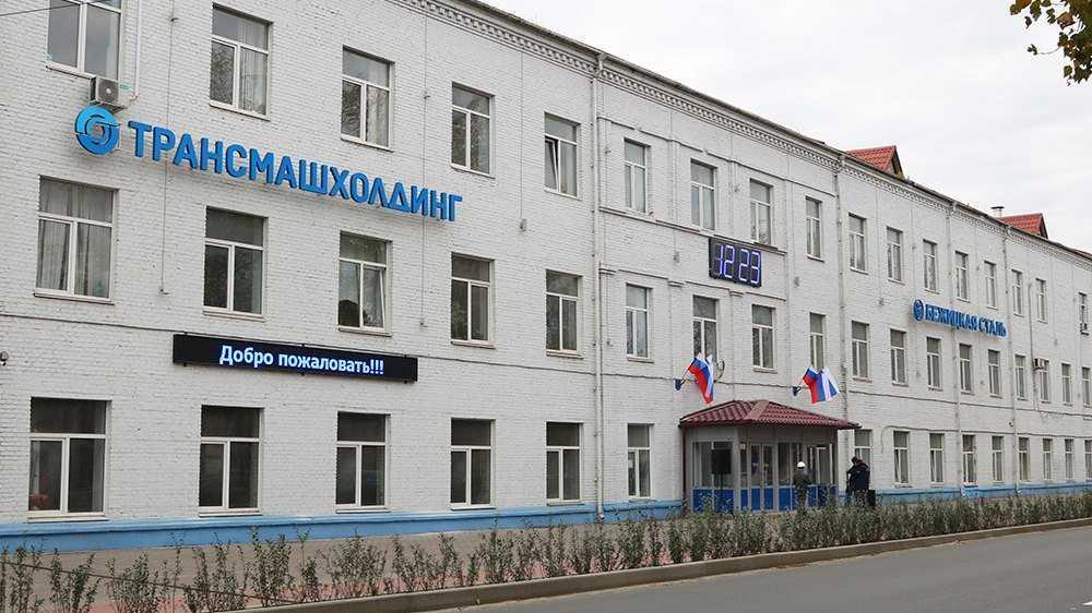 В Бежицком районе Брянска на стальзаводе открыли новую проходную