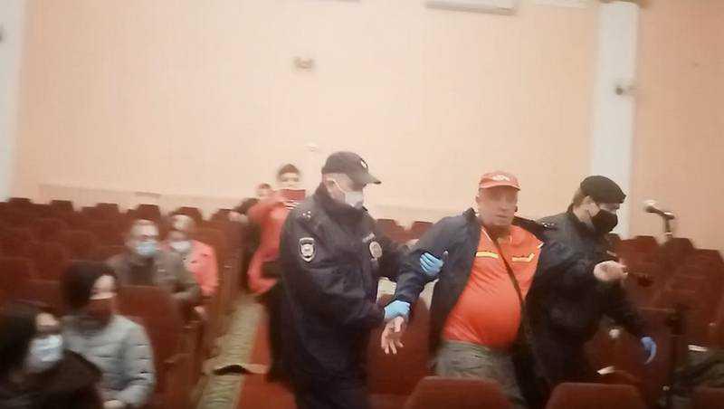 В Брянске легендарного Малюту задержала полиция