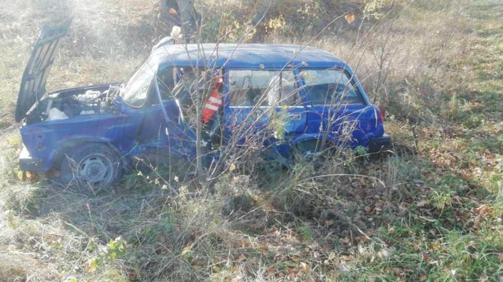 Под Трубчевском 90-летний водитель ВАЗ попал в ДТП и сломал ногу
