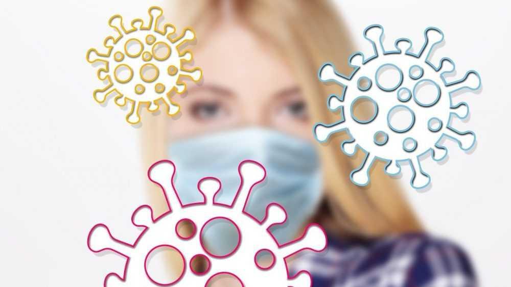 В Брянской области назвали районы с новыми случаями коронавируса