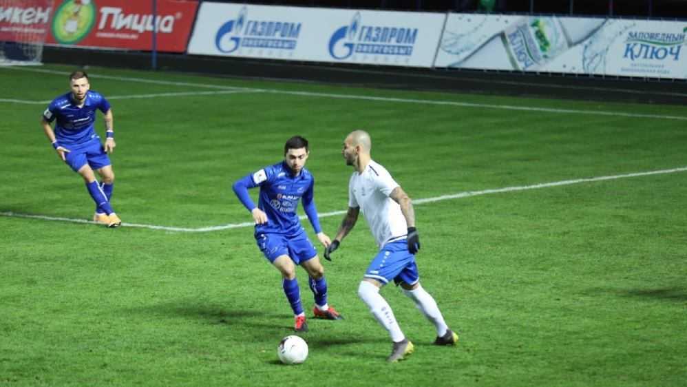 Брянское «Динамо» на своём поле проиграло калининградской «Балтике»