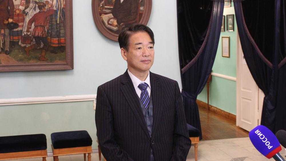 Посол Японии заявил о привлекательности Брянской области для туристов