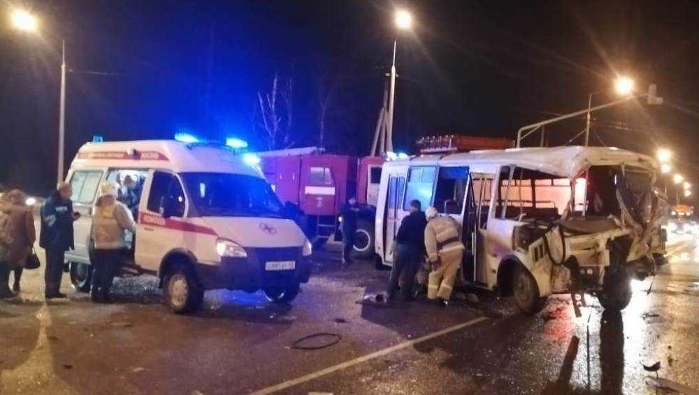 Брянского водителя обвинили в ДТП с 12 пострадавшими под Калугой