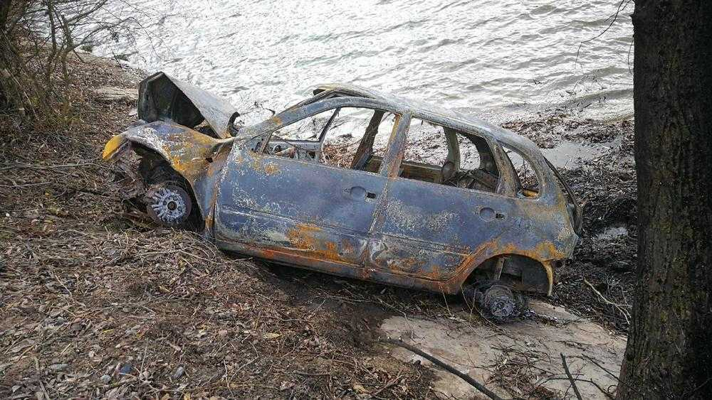 Найдены скромные брянские герои, спасшие мужчину из горящей машины