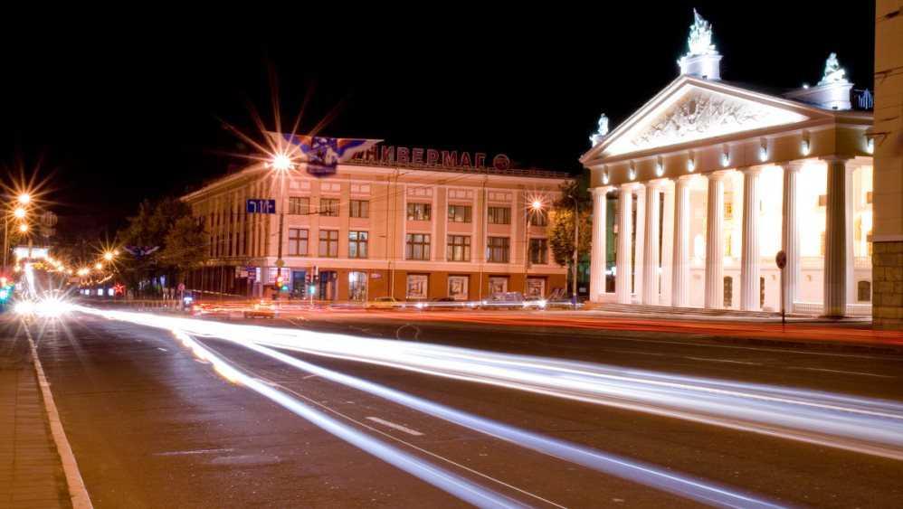 Жителям Брянска предложили насладиться экскурсией по вечернему Брянску