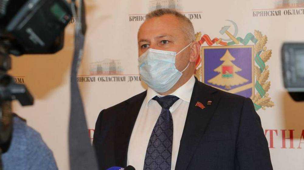 Валентин Суббот: Проект бюджета Брянской области направлен на приоритетные задачи