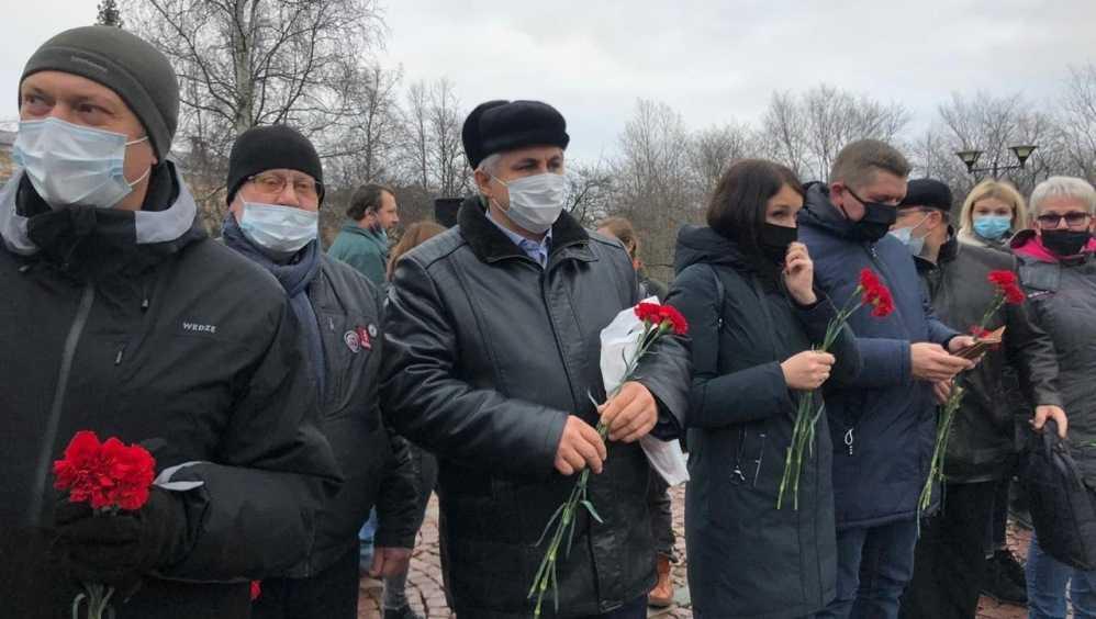 Брянцы приняли участие в закрытии «Вахты памяти-2020» в Петрозаводске