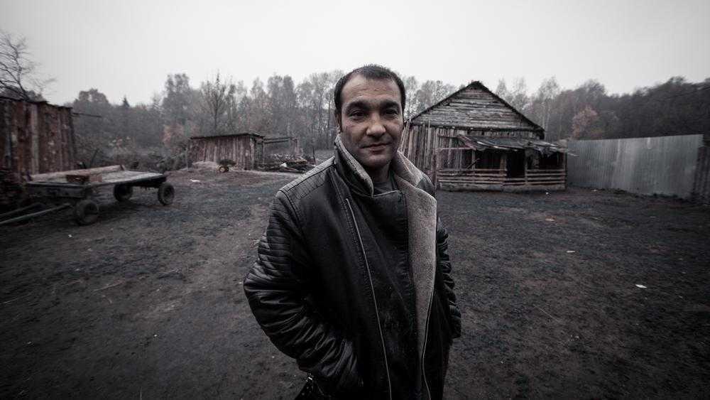 В Брянской области сняли фильм о невидимых цыганах