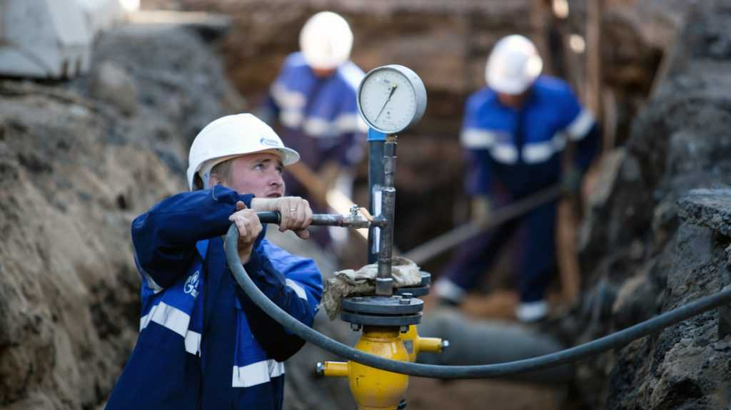 Бесплатная газификация в России станет платной для россиян