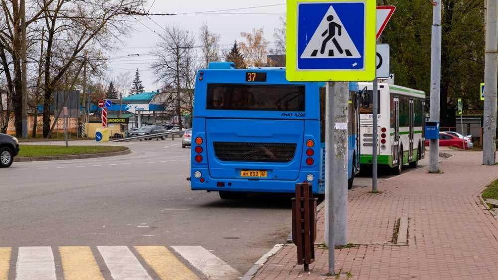 В Брянске власти разработают единый проект конечных остановок