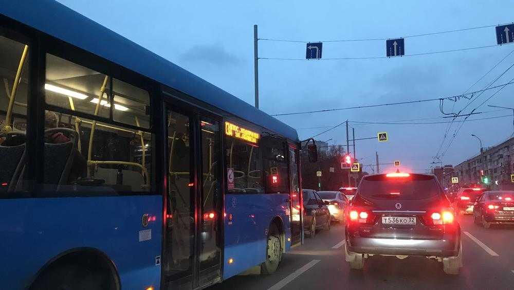 Представитель администрации Брянска рассказал о транспортных переменах