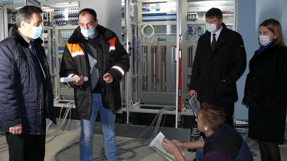 К 1 апреля на Стародубском сырзаводе достроят мощные очистные