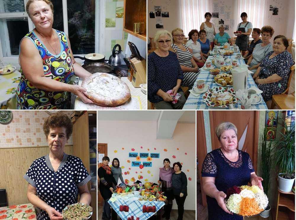 Жителей Злынки увлек уникальный проект «Бабушкино лукошко»