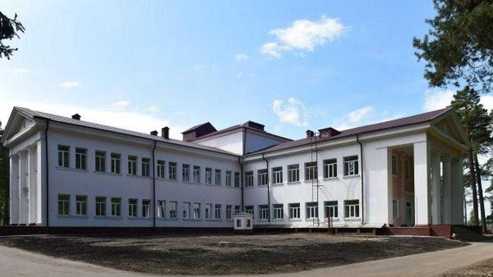 Госпиталь в Унече принял первых пациентов с COVID-19