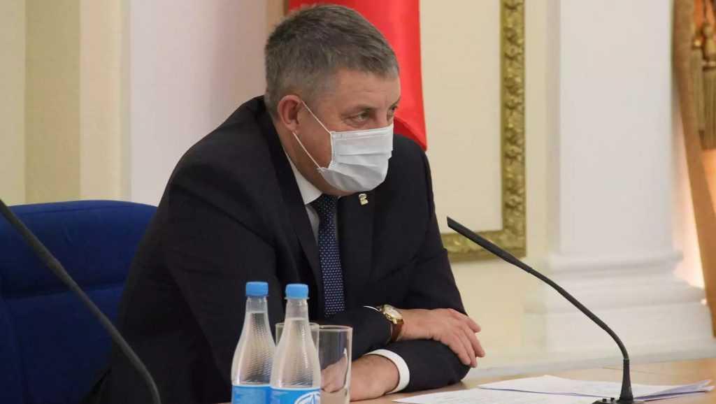 Брянский губернатор расскажет журналистам о ситуации с коронавирусом
