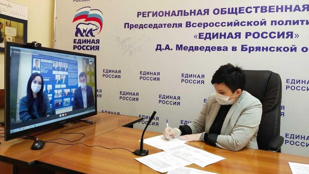 Валентина Миронова провела приём граждан по вопросам жилищно-коммунального хозяйства