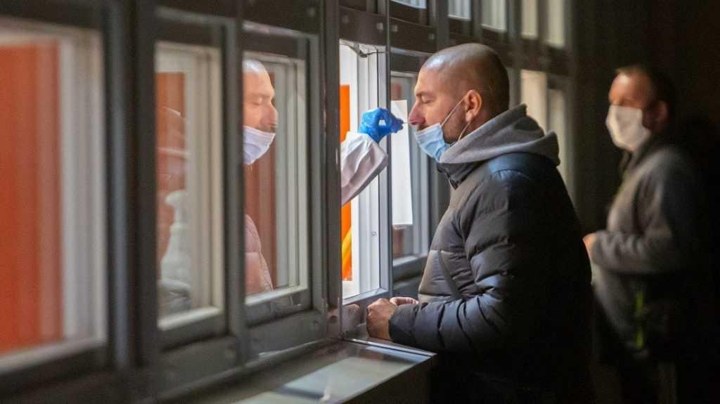 В Брянской области изменился коэффициент распространения коронавируса