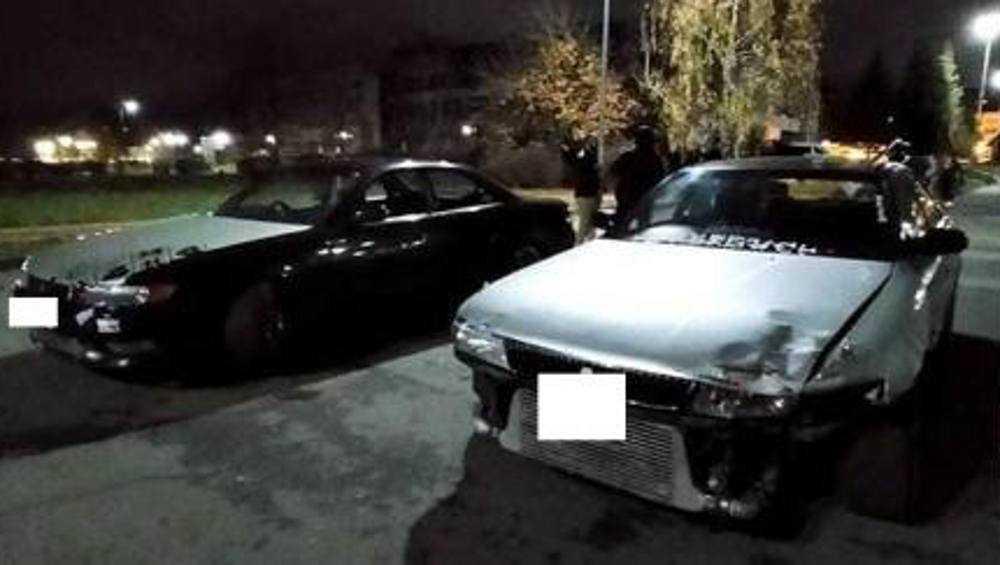 В Брянске за гонки по кольцу накажут двоих автомобилистов