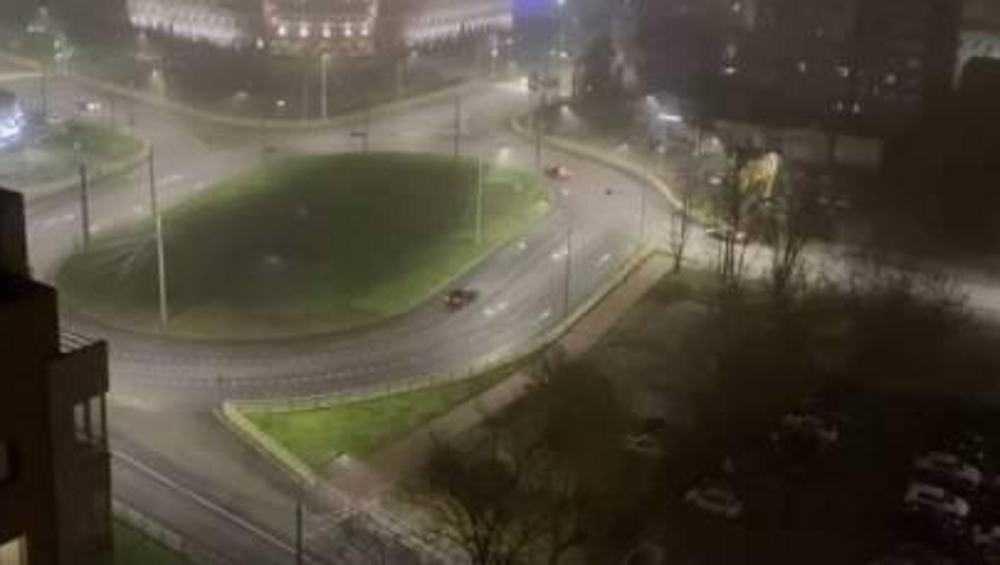 В Брянске понесут наказание двое автомобилистов-дрифтеров