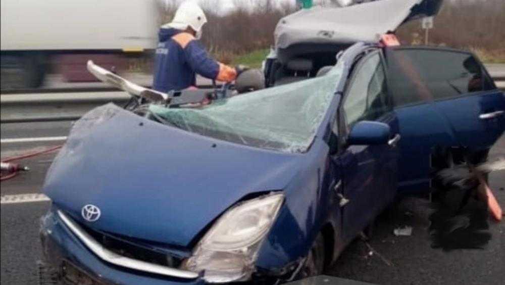 Под Новгородом в ДТП погибли парень и девушка из Новозыбкова