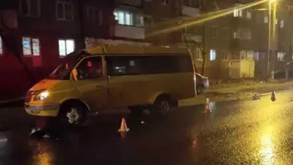 В Брянске маршрутка № 76 сбила 83-летнего пенсионера