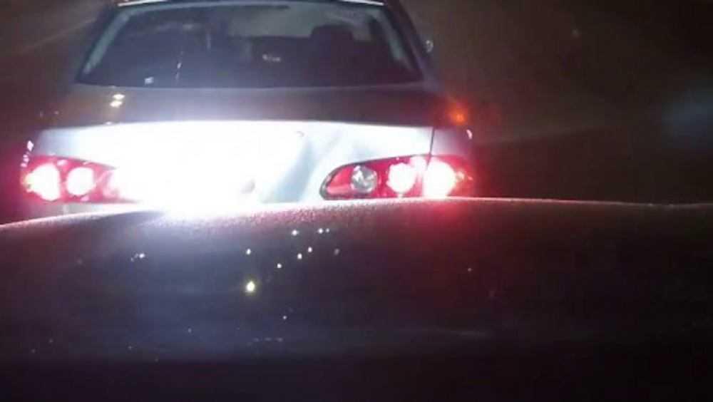 В Брянске пенсионер на «Тойоте» протаранил две легковушки
