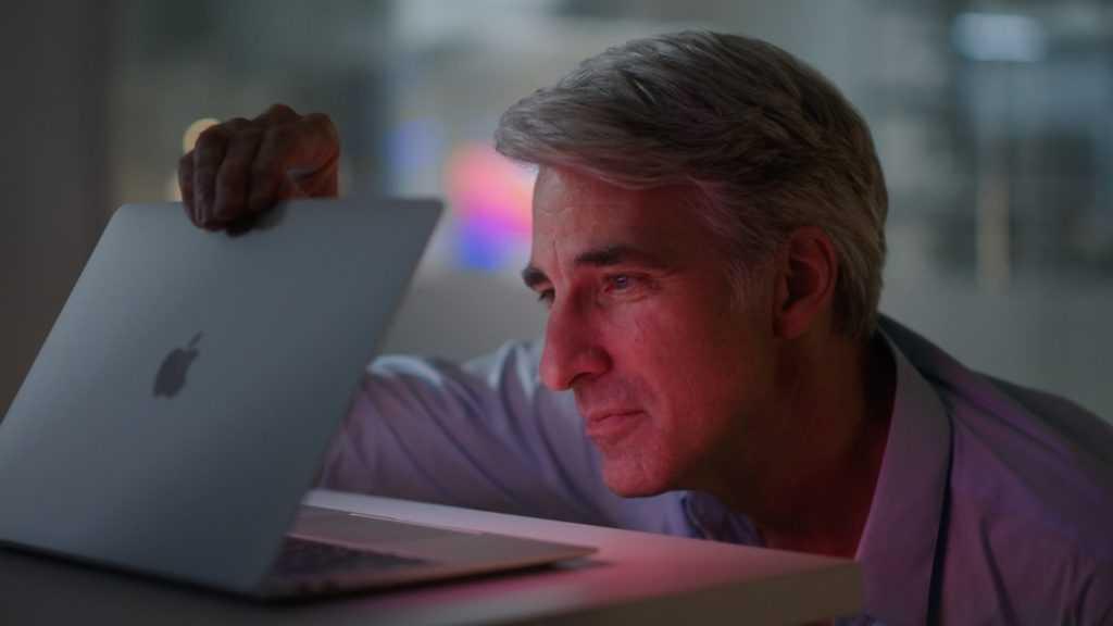Apple представила компьютеры на собственном процессоре