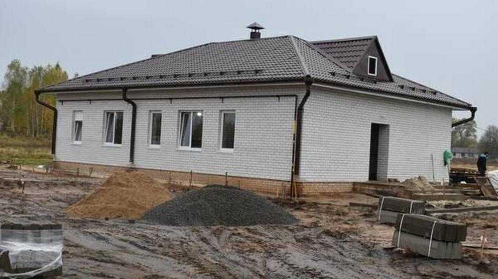 Три ФАПа отремонтируют в Суземском районе в 2021 году